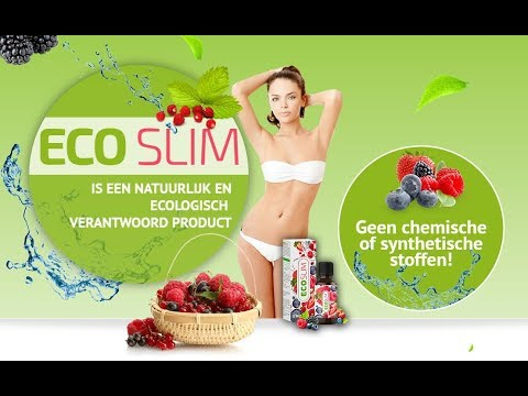 eco slim etos