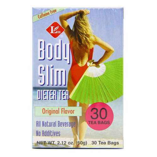 body slim tea shop