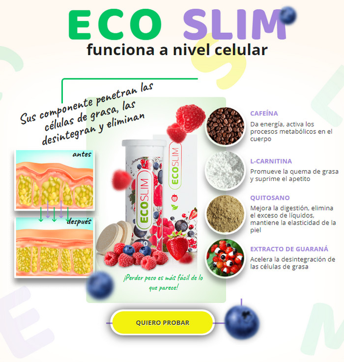 eco slim farmacias